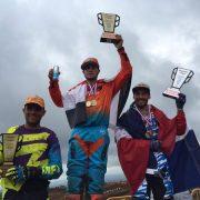 Adrián Agüero se coronó Campeón Latinoamericano de Motocross MX2 2016