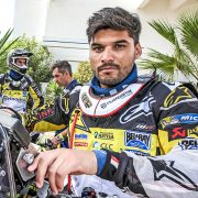 Pablo Quintanilla recibe título mundial de Cross Country Rallies 2016
