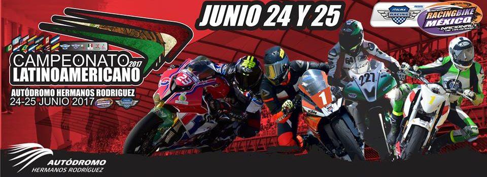 Campeonato Latinoamericano Monomarca CCR FIM-LA – México