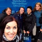 En Manchester: FIM Latin America en la Conferencia Voluntariado Femenino en el Deporte