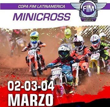 Copa FIM Latinoamericana de Minicross Costa Rica 2018