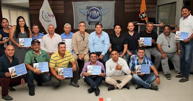 Seminario para Oficiales CMS/FIM Latin America – Guayaquil, Ecuador.