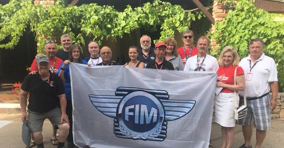 1er. Seminario para Oficiales de Mototurismo FIM – FIM Motocamp 2018 – Sibenik, Croacia.