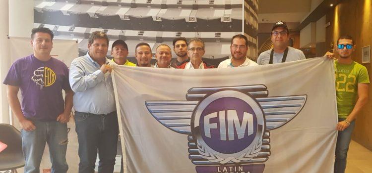 Seminario para Oficiales CMS/FIM Latin America – Queretaro, México.