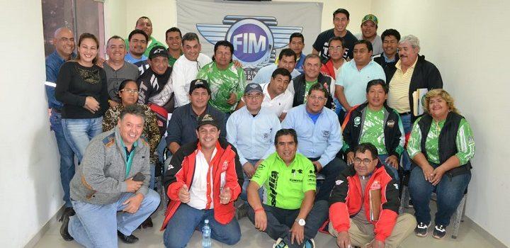 Seminario para Oficiales CMS/FIM Latin America – Santa Cruz, Bolivia.