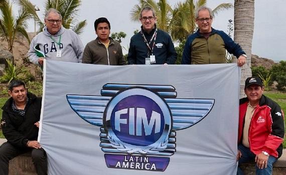 Seminario para Oficiales CMA/FIM Latin America – Chilca, Perú.
