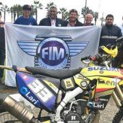 Seminario para Comisarios Técnicos CTI/FIM Latin America – Chilca, Perú.