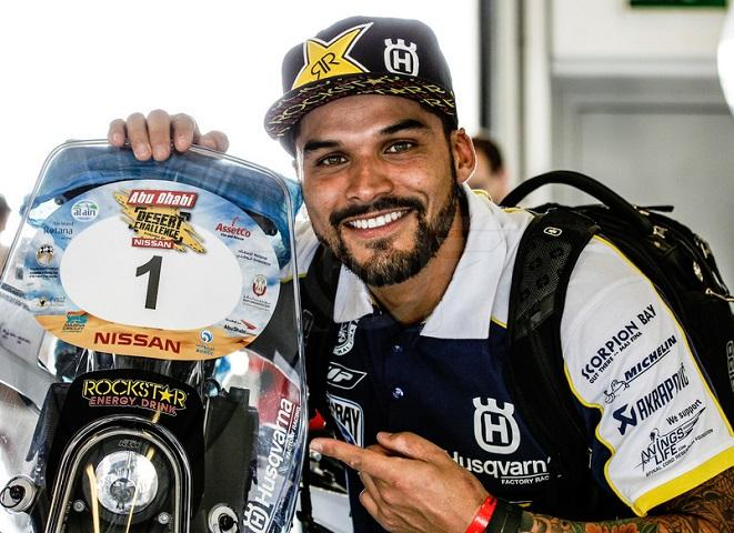 Campeón Pablo Quintanilla en Casa para el Atacama Rally