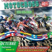 Campeonato Latinoamericano de MX1, Santa Cruz – Bolivia, 12 al 14 de Octubre de 2018.