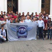 Seminario para Oficiales CCR/FIM Latin America – Popayán, Colombia.
