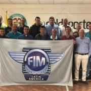Seminario para Oficiales CMS/FIM Latin America – Bogotá, Colombia.