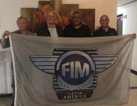 Reunión Comisión de Carreras en Circuito FIM Latin America (CCR/FIMLA) 2018, Popayán – Colombia.