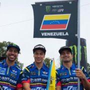 Histórica participación de Venezuela en el Motocross de las Naciones 2018