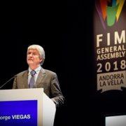 Jorge Viegas elegido nuevo presidente de la FIM