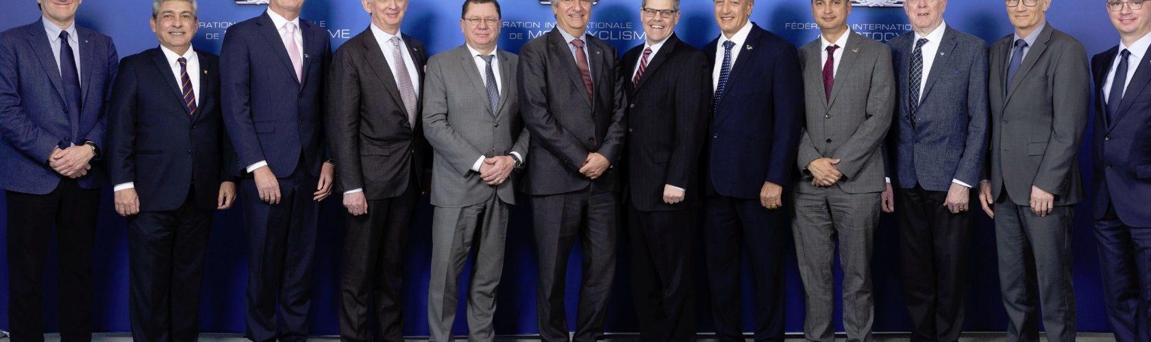 Junta Directiva de la FIM Entra en una Nueva Era