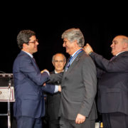 Jorge Viegas Presidente FIM, Recibe del Gobierno de Portugal, Medalla de Honor al Mérito Deportivo.
