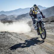 El Rally Atacama comienza su camino a la sostenibilidad