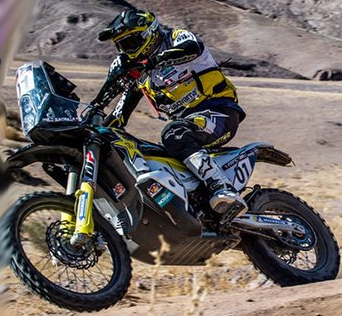 Única Valida del Campeonato Latinoamericano de Rally Cross Country 2020.