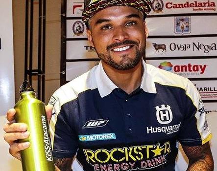 Pablo Quintanilla se une a la FIM Ride Green Team.
