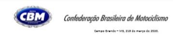 POSPUESTA 1RA VALIDA DEL CAMPEONATO SUDAMERICANO CCR DE SUPERSPORT & SUPERBIKE Y LA 1RA COPA SUDAMERICANA MONOMARCA YAMAHA R3 2020.
