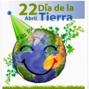 22 de abril Día Mundial de la Tierra.