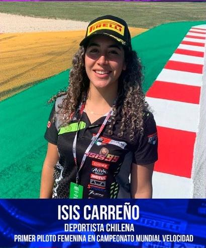 Ciclo de entrevistas: Isis Carreño Ávila.