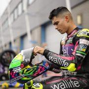 Eric Granado logra la cuarta pole consecutiva, nuevo récord de Moto-E.