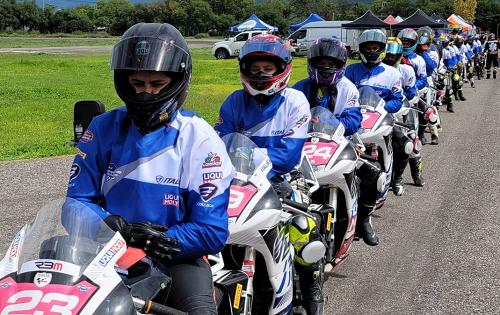 2da Valida Campeonato Latinoamericano CCR Femenino Monomarca 500cc 2021.