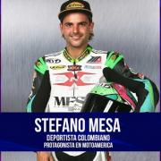 Ciclo de Entrevista: Stefano Mesa.
