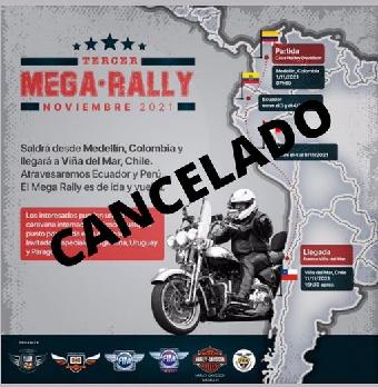 CANCELADO 3er Mega Rally.