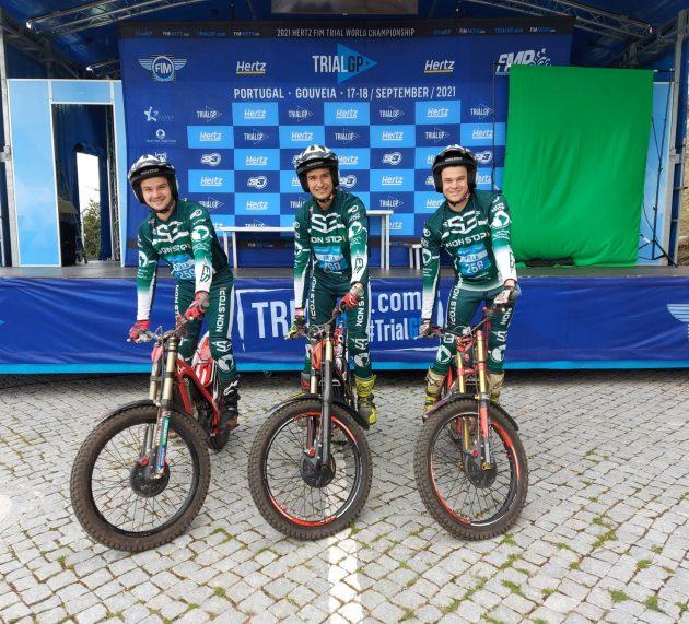 Del 17 al 19 de septiembre se disputó en la localidad portuguesa de Gouveia (Portugal) el Trial de las Naciones 2021.